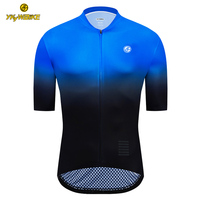 YKYWBIKE 2019 New Cycling Jersey Short Sleeve With Seamless Technology Road Bike MTB Cycling Shirt Lightweight Cycling Clothes