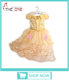 Belle Princess Cosplay Costume
