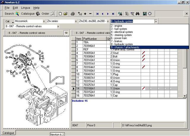 Parts Schematic Program Circuit Diagram Symbols