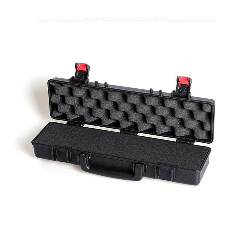 0,65 Kg Wasserdichte Hartplastik Fall Schutz Koffer Abs Kunststoff Versiegelt Sicherheit Outdoor Ausrüstung Tragbare Tool Box Mit Logo