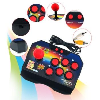 Fun Rocker Arcade 16 Bit Toy Smooth Operate Mini Handheld Gift Retro Game Console Kids Portable Children Classic