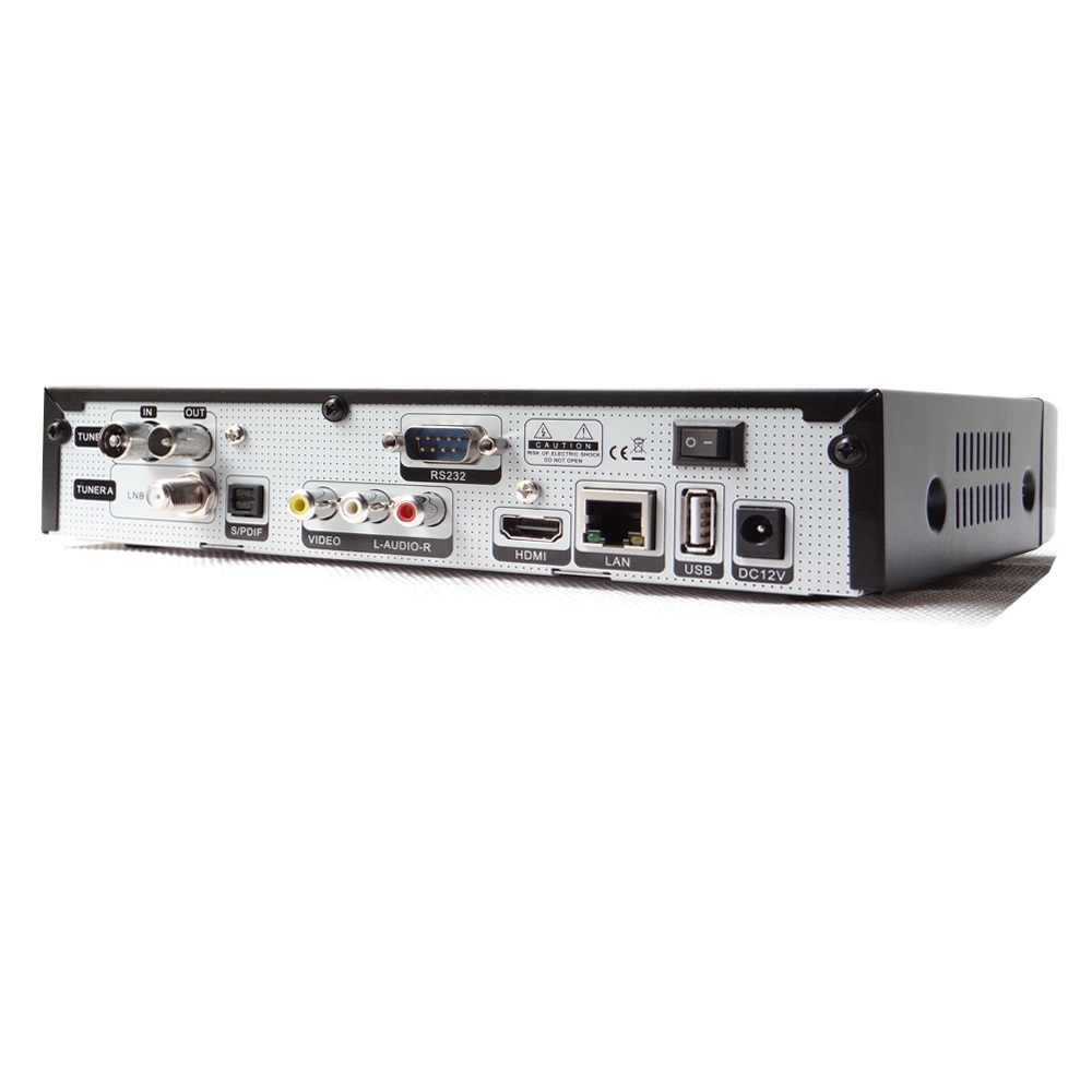 MEELO COMBO DVB-S2/C/T2 linux IPTV Satellite Receiver 752MHz Dual DMIPS  Processor Enigma2 X SOLO MINI 3