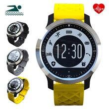 Schwimmen Bluetooth Smartwatch F69 Smart Uhren Für Apple iPhone Android Herzfrequenzmesser Uhren
