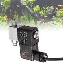 Air Tanaman Ikan Akuarium DIY CO2 Generator Solenoid Valve Aquarium CO2 Regulator Magnetic Valve untuk Akuarium Ikan Penyesuaian(China)