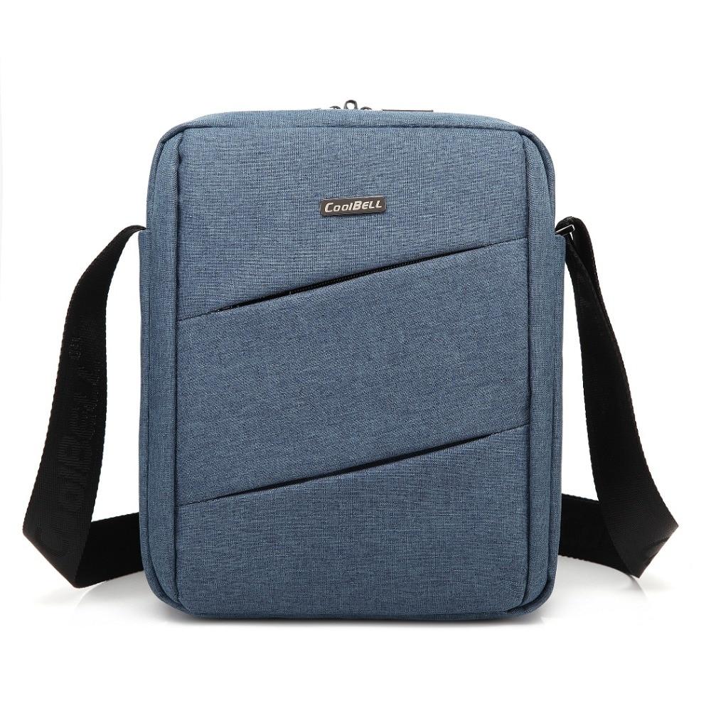 CoolBell Slim Nylon kangakott kaasaskantava sülearvuti õlakott - Sülearvutite tarvikud - Foto 1