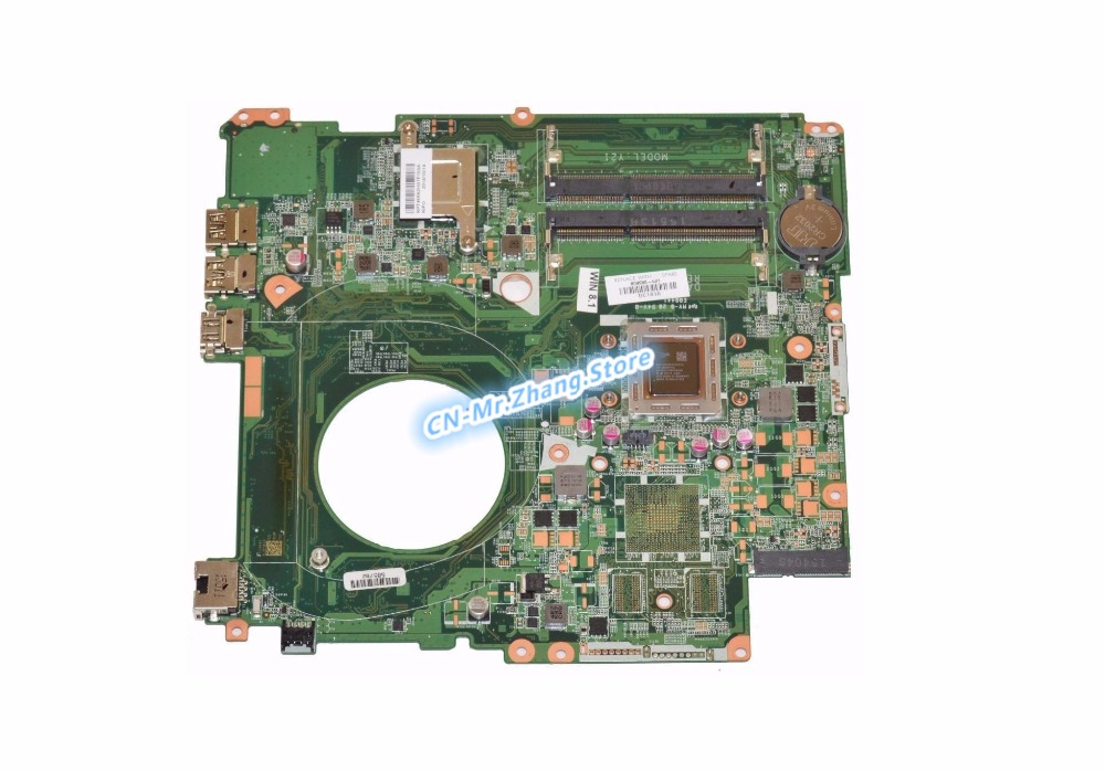 SHELI FOR HP Pavilion 17-P Laptop Motherboard W/ A10-7050 CPU 809986-601 DAY21AMB6D0 DDR3SHELI FOR HP Pavilion 17-P Laptop Motherboard W/ A10-7050 CPU 809986-601 DAY21AMB6D0 DDR3