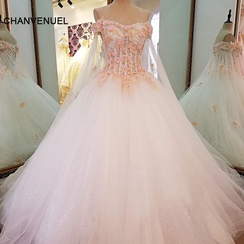 Aliexpress.com : Buy LS0032 Sequined Pearls Sparkly Tulle