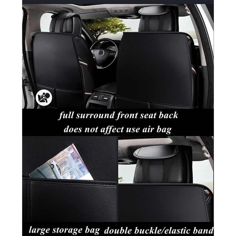 5 シート車のシートカバーのための土地ローバーフリーランダー 2 ディスカバリースポーツ範囲ローバー velar ジャガー xe xf xj E-PACE f-PACE I-PACE xel xfl