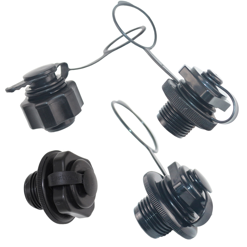 Boston air valve caps screw valve for inflatable boat for Piscina inflable decathlon