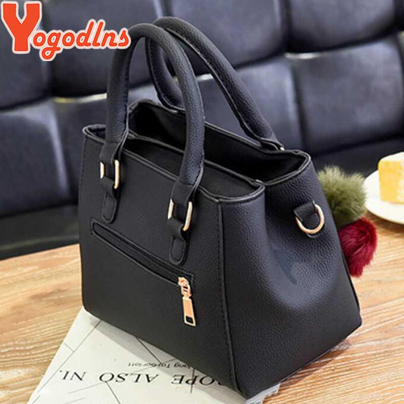 Yogodlns women beading pendant handbag ladies embossed shoulder bag ladies Messenger bag hairball bags high quality bag