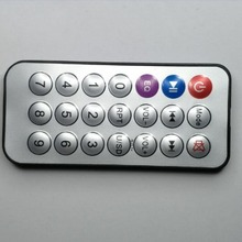 The remote control special link Display Decoder board for special purpose. remote control A