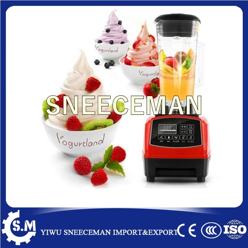 High-speed mixer juicer, ice crusher, food blender