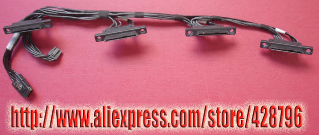 Hard Drive Harness Data Power Cable line for Pro A1186 922-7682, 593-0430 593-0375