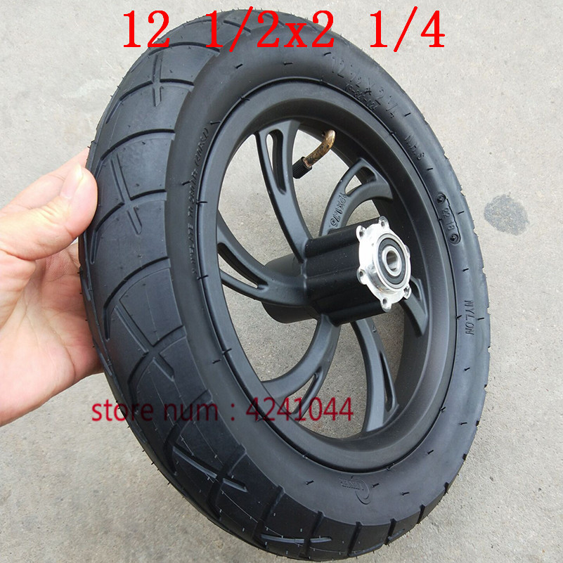 motorcycle accessories 12 1 2x2 1 4 wheel tire inner. Black Bedroom Furniture Sets. Home Design Ideas