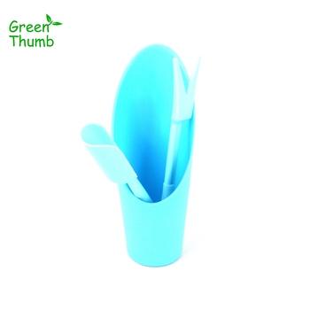 12 zestawów zielony kciuk sadzonka Kwiatek doniczkowy garnek z tworzywa sztucznego różowy niebieski soczyste sadzarka do rozsady wysokiej jakości Mini artykuły ogrodnicze tanie i dobre opinie Pot brodziki GT-ZX290 Nie powlekany