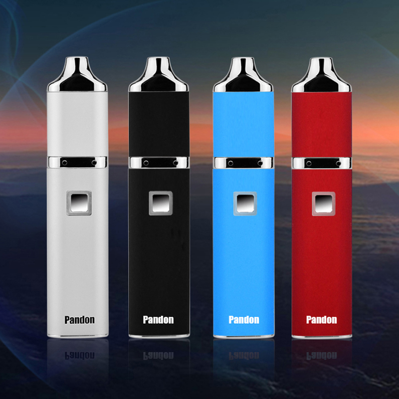 Authentic Yocan Pandon starter kit Quad dual coil vape pen vaporizerr Xmas gift