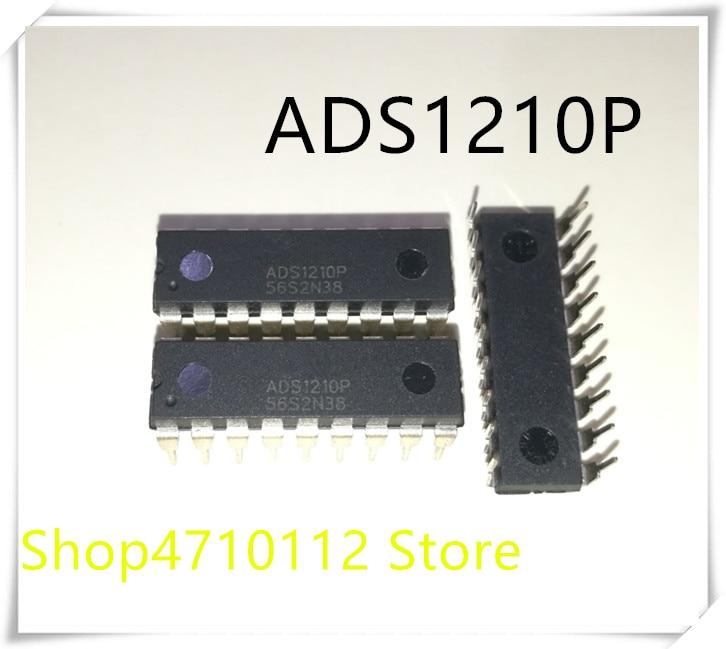 NEW 5PCS/LOT ADS1210P ADS1210 DIP-18 IC