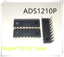 NEW 5PCS/LOT ADS1210P ADS1210 DIP-18 IC