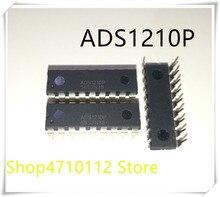 NEW 5PCS LOT ADS1210P ADS1210 DIP 18 IC