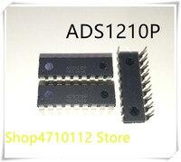 NOVA 5 pçs/lote ADS1210P ADS1210 DIP 18 IC|null| |  -