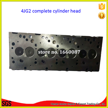 Compleet 4JG2 Cilinderkop assy 8-97086-338-2
