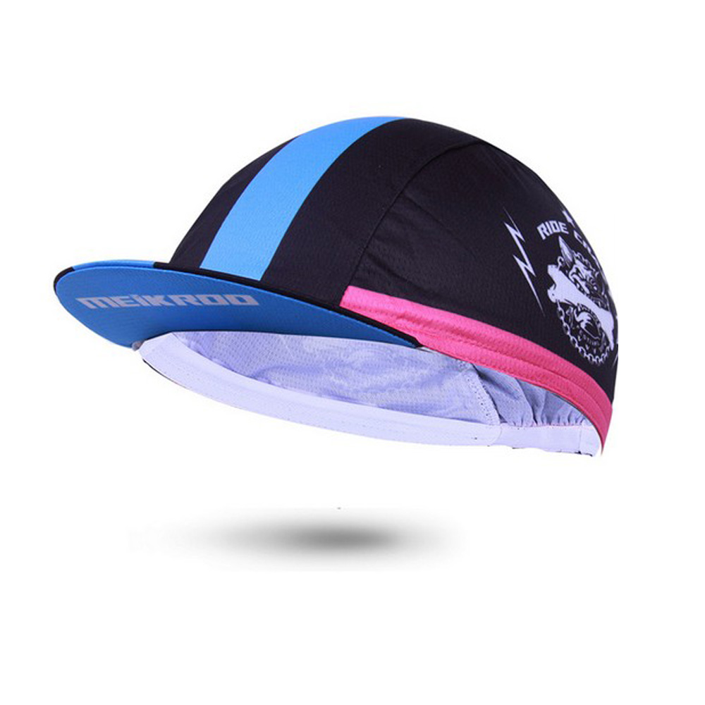 2017 Cycling Bike Headband Cap Bicycle Helmet Wear Cycling Equipment Hat Multicolor Free Size Ciclismo Bicicleta Pirate Unisex