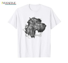 Drahthaar Oh, My Dreams Dog Art Graphic White T-Shirt new 2019 Funny Print T Shirt Men Hot Brand Clothing