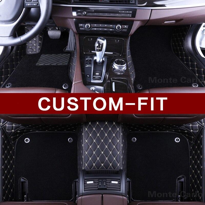 Hyundai Coupe 2001-2009 Custom Tailored Fit Car Mats