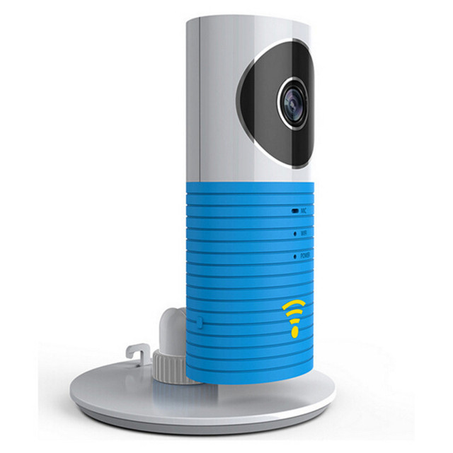 La madre y los niños de seguridad cámara de vigilancia de monitores para bebés digital inalámbrica wifi 720 p teléfono móvil