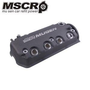 Image 4 - Крышка камеры клапана MUGEN типа R для Honda Civic D16Y8 D16Y7 VTEC SOHC