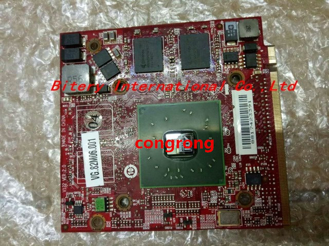 For ATI Mobility Radeon HD4570 HD3650 HD3470 512MB Video Graphics Card for Acer Aspire 4920G 5530G 5720G 6530G <font><b>5630G</b></font> 5920g image