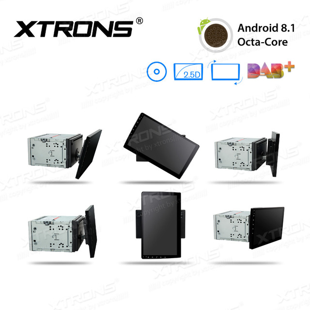 US $288 75 23% OFF|XTRONS 2 Din Universal 10 1