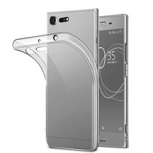 clear soft Gel tpu phone case for Sony Xperia X XA Performance L2 XA2 XA1 Plus XA Ultra L1 XZ XZ1 X Compact C6 back cover(China)