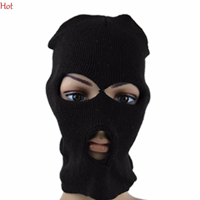Unisex Winter Beanie Full Face Mask Beanie Cycling Motorcycle Balaclava  Headwear Ski Hats Neck Protecting Outdoor Cap Hot 10367 d41eac4ef81
