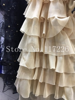 Nice looking French Lace Fabric High Quality JRB-161274-4 African Tulle Embroidered for wedding beautiful dress