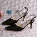 (20 Cores) Personalizado para Fazer 2015 Mulheres Meados Calcanhar Pontas Do Dedo Do Pé Vestir Sapatos Sexy para a Festa