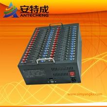 Самый дешевый 2016 интерфейс USB gsm модем wavecom 32 Портов беспроводной смс Поддержка At Команды