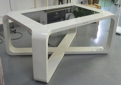 42 inch touchscreen game tables with infrared multi touch wireless wifi PC Home Automation
