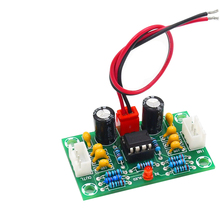 цены Operational Amplifier Module HIFI Preamplifier Signal Amplification Board NE5532 Tone Plate 5 Times Wide Voltage Amplifiers