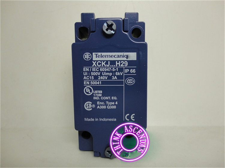 Limit Switch Body Original New XCKJ...H29 ZCKJ1H29 ZCK-J1H29 dhl ems 5 lots 1pc new for sch neider zck j1h29 limit switch f2