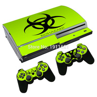 OSTSTICKER Stickers For Sony Play station 3 PS3 Controller Decal PVC Sticker For PS3 Fat Gamepad Control