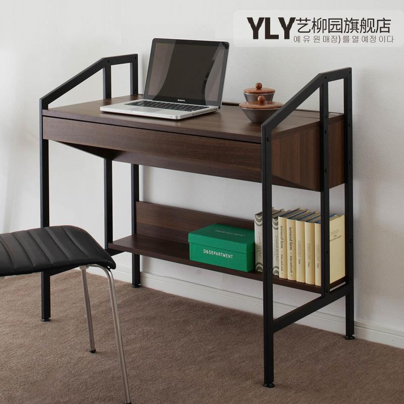 cheap writing desks with drawers