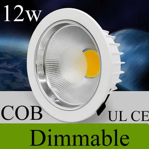 Ul ce approve 12w cob led downlight dimmable cree led fixture ul ce approve 12w cob led downlight dimmable cree led fixture ceiling down lights 90 aloadofball Choice Image