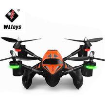 WLtoys Q353 Aeroamphibious Air Land Sea Mode 3 in 1 Headless Mode 2.4G RC Quadcopter RTF