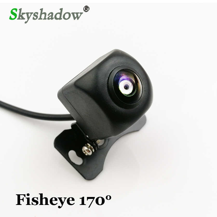 1280*720P Waterproof HD 170 Degree Sony Fisheye Lens Starlight Night Vision Car Reverse Backup Rear View Camera Parking Camera