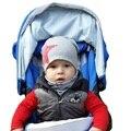 Estrellas del sombrero del bebé de boy bebé cap para la muchacha de la primavera otoño de Algodón Niños Sombrerería sombreros Gorros Sombreros Del Bebé Niño Ropa de Bebé accesorios