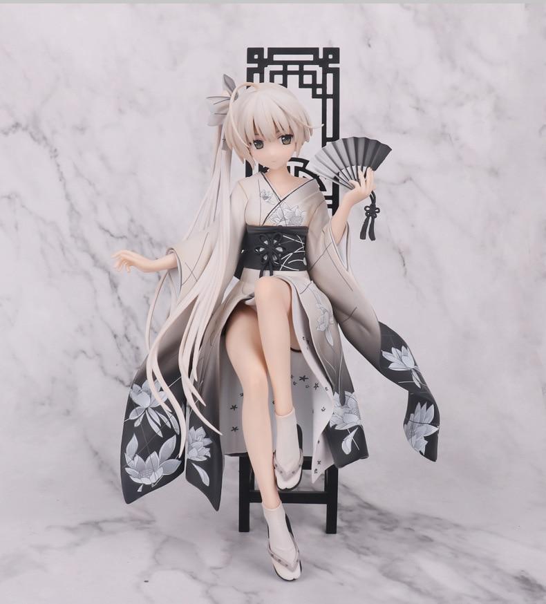 Figurine Anime animé Kasugano Sora kimono fille PVC figurine modèle adulte Collection jouets livraison gratuite