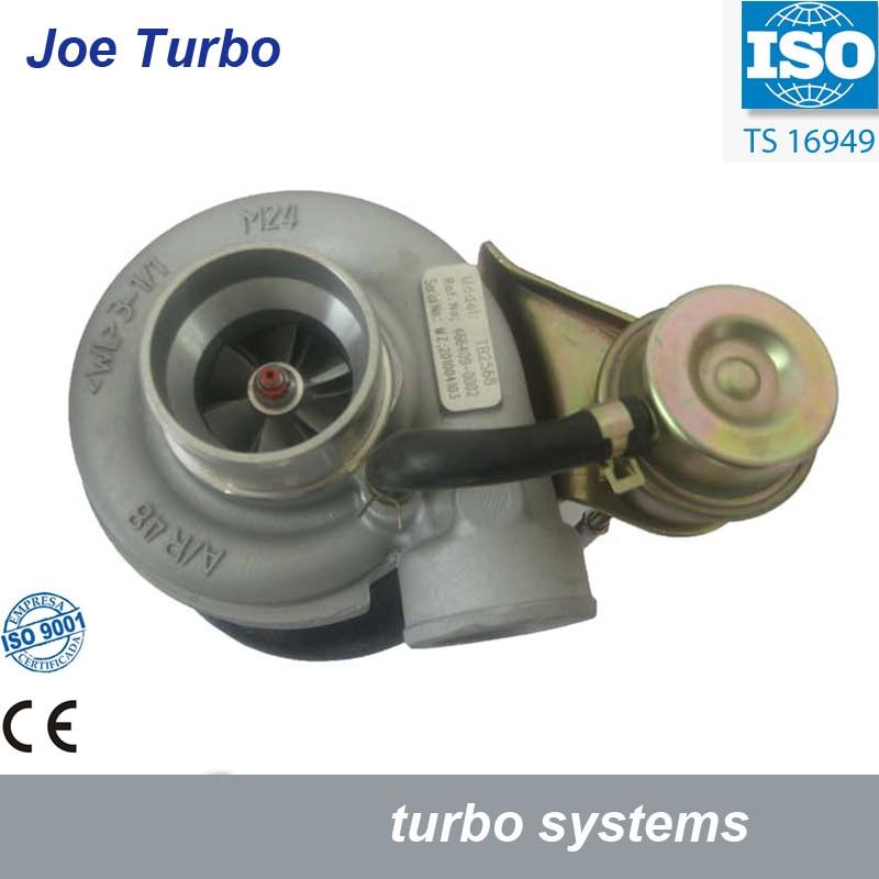 TB2568 466409 466409 0002 466409 0001 8971056180 TURBO Turbine Turbocharger For ISUZU Truck Bus 94  4DB2 4.0L 4BD2 TC 2.5L 140HP|turbocharger intake|turbocharger cartridgeturbocharger dodge - title=