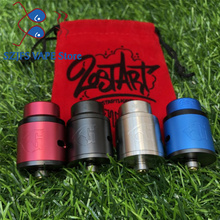 Goon v1.5 RDA Atomizer 528 e-Cigarette Tank 24mm Rebuildable Drops Adjustable with pin BF vs Apocalypse GEN 25