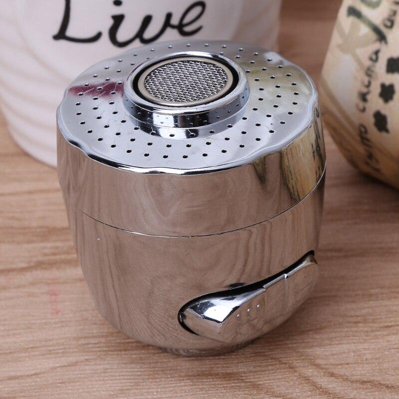 22mm robinet buse aérateur barboteur pulvérisateur économiseur d'eau robinet filtre deux Modes